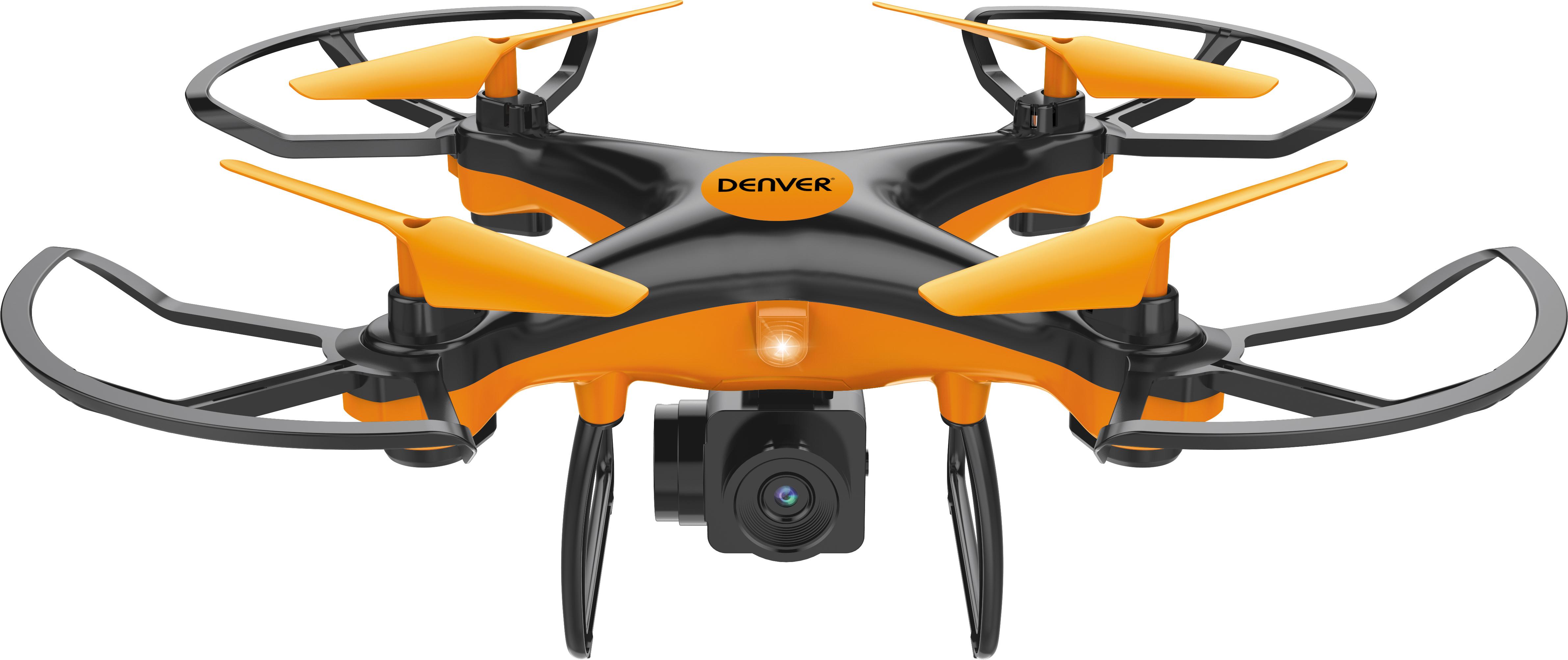 Denver DCH-240 Drohne, Orange für Weihnachten